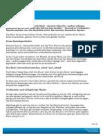 Sprachbar Aufs Maul Geschaut PDF