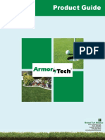 ArmorTech Product Guide 2016