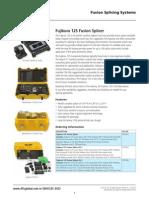 12S Fusion Splicer