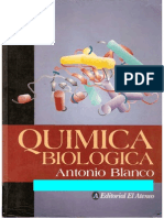 Quimica Biologica Antonio Blanco
