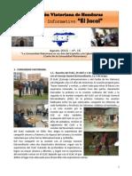 JACAL - Comunidad Viatoriana de Jutiapa (Honduras) - Nº 15 - Julio 2015