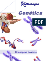 Clase de Genetica