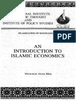 Muhammad Akram Khan - Introduction to Islamic Economics.pdf