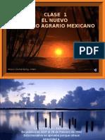 Clase 1 El Nuevo Derecho Agrario Mexicano 1215883444576170 9