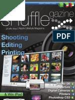 Shufflegazine #1 September 2008