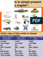 Topic 10 Verbs in simple present affirmative..ppt