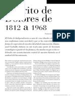 3. El Grito de Dolores de 1812 a 1968
