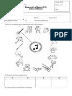 Diagnostico Musica 2015