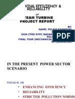 Pulkit Ppt Steam Turbine3 (2)