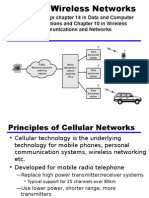 Lecture2 (Cellular Networks)
