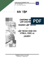 Bai Tap HTML5 CSS3 JQuery