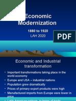 Economic Modernization