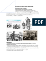BENEFICIOS  Y DESVENTAJAS DE LA EDUCACIÓN TRADICIONAL.docx