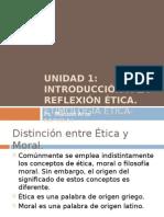 Etimologia Etica Moral