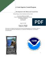 Wind Resource Development in the Minnesota Coastal Zone (306-02-08)