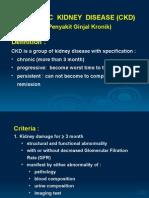 Chronic Kidney Disease (Kuliah Mhs Smt IV FK Unud 08)