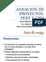 Planeación de Proyectos - PERT y CPM