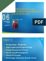PPT Perencanaan dan Pengembangan SDM [TM6].pdf