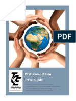 ctso travel guide