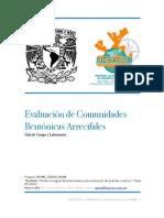 Guía de Campo Evaluacion de Comunidades Bentonicas Arrecifales