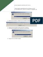 Manual de Instalación Del Perkins EST 2011a