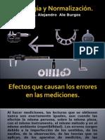 Metrología y Normalización unidad 2