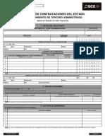 TCE-0000-For-0003 Apersonamiento de Tercero Administrado