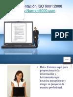 Implementación ISO 9001