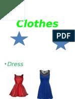Clothes-presentation