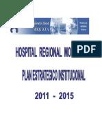 Plan Estrategico Institucional 2011-2015