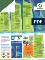 Brochure Challenging Skills - Centro de Comercio y Servicios