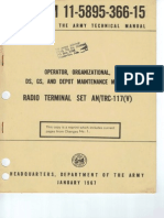 TM 11-5895-366-15  JANUARY 1967 INCL. C1
