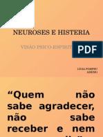 Palestra 02 Neuroses e Histerias
