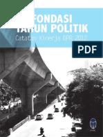 P - Catatan Kinerja DPR 2012 Fondasi Tahun Politik Part 1