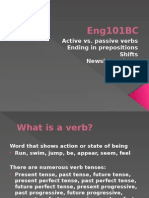 9.14.Eng101FA15 Verbs Prepositions Shifts