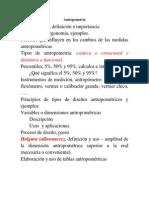 Universidad de Sonora (antropometria)