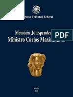 Carlos Maximiliano - História da Jurisprudencia