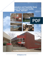 Roosevelt Island Sportspark Structural Evaluation And Feasibility Study