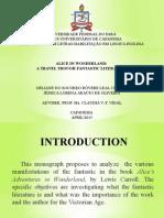 Apresentação em ppt de TCC