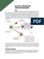 WJEC GCSE Biology Revision - Microorganisms