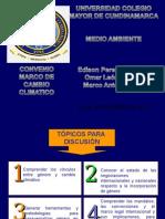 2da Opcion Al.ppt Cambio Climatico