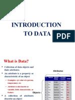 Data and Representation