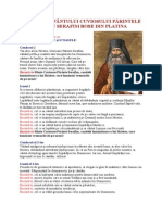 Septembrie 02 - Acatistul Sfântului Cuviosului Părintele Nostru Serafim Rose Din Platina