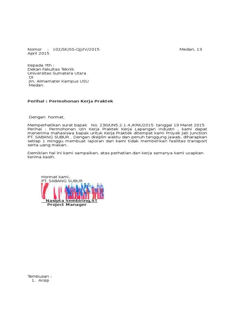 Surat Balasan Baru Mury