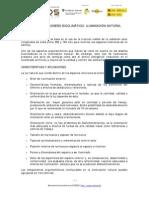 Principios de Diseno Bioclimatico Iluminacion Natural