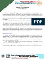 Proposal Teknobisnis Ver31