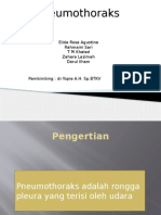 Pneumothorax Kelompok