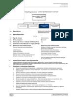 Manual de Funciones Encargado de Recursos Humanos