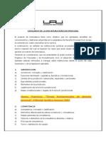 Cedulario Do Procesal Textos PDF