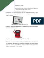 Dispositivos Elétricos de Medida.